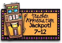TpT Teacher Appreciation Jackpot photo