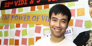 Profil Vidi Aldiano ( Biodata - Foto )