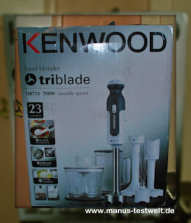 triblade von Kenwood