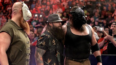 The Wyatt Family Erick Rowan Luke Harper Braun Strowman Bray Wyatt