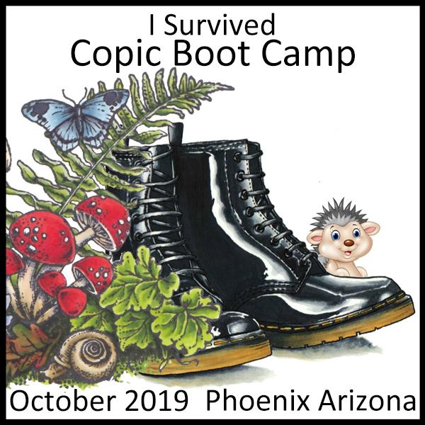 Boot Camp Oct 2019
