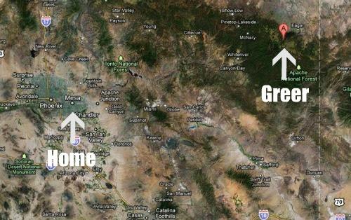 Greer Getaway