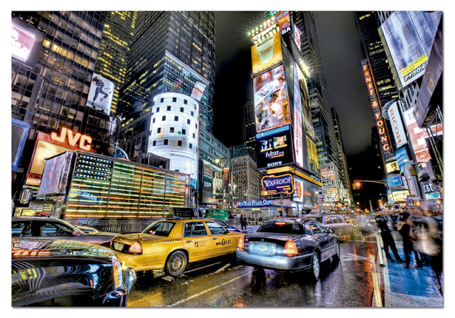 Times_Square_New York_1000_Educa_puzzle