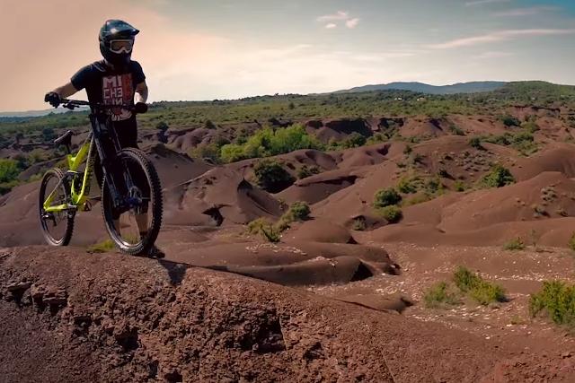 Michelin und Pierre Edouard Ferry - Follow our Athletes | FreeRide Zusammenschnitt - Best of MICHELIN Bike 2014 | Sponsored Video im Atomlabor Blog