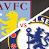 Aston Villa Vs Chelsea - Premier League 2014-2015
