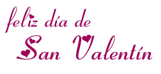 Fuente de San Valentín con corazones