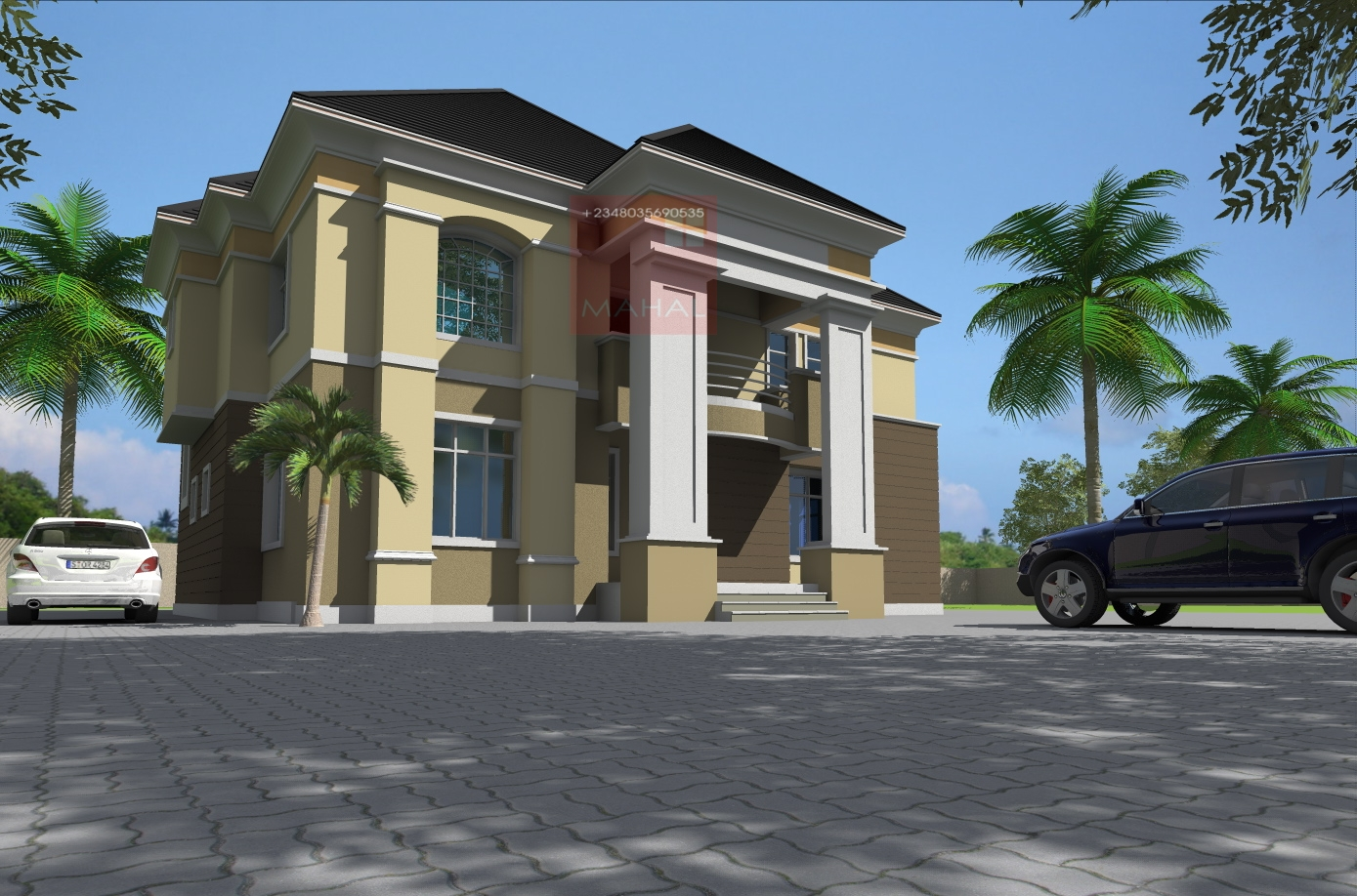 Contemporary Nigerian Residential Architecture November 2011