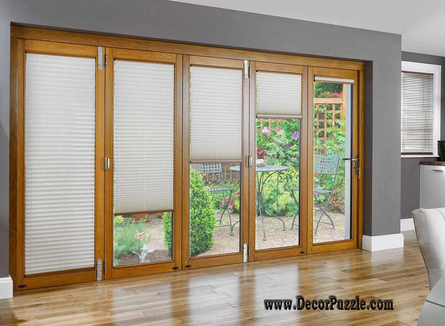 french door curtains and blinds designs ideas, french curtains