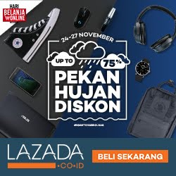 Lazada Black Friday!