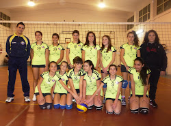 NEW TEAM VOLLEY USINI-UNDER16