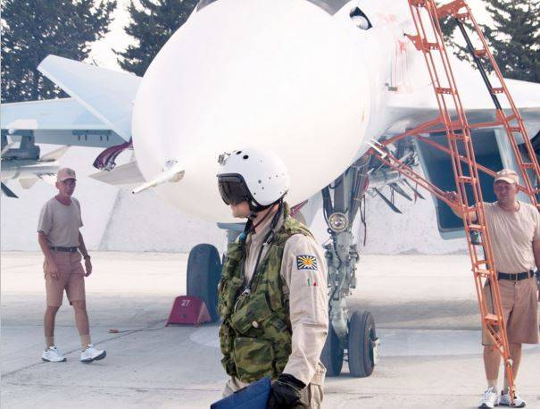 Pilot Rusia Tolak di Foto Sebelum Lepas Landas