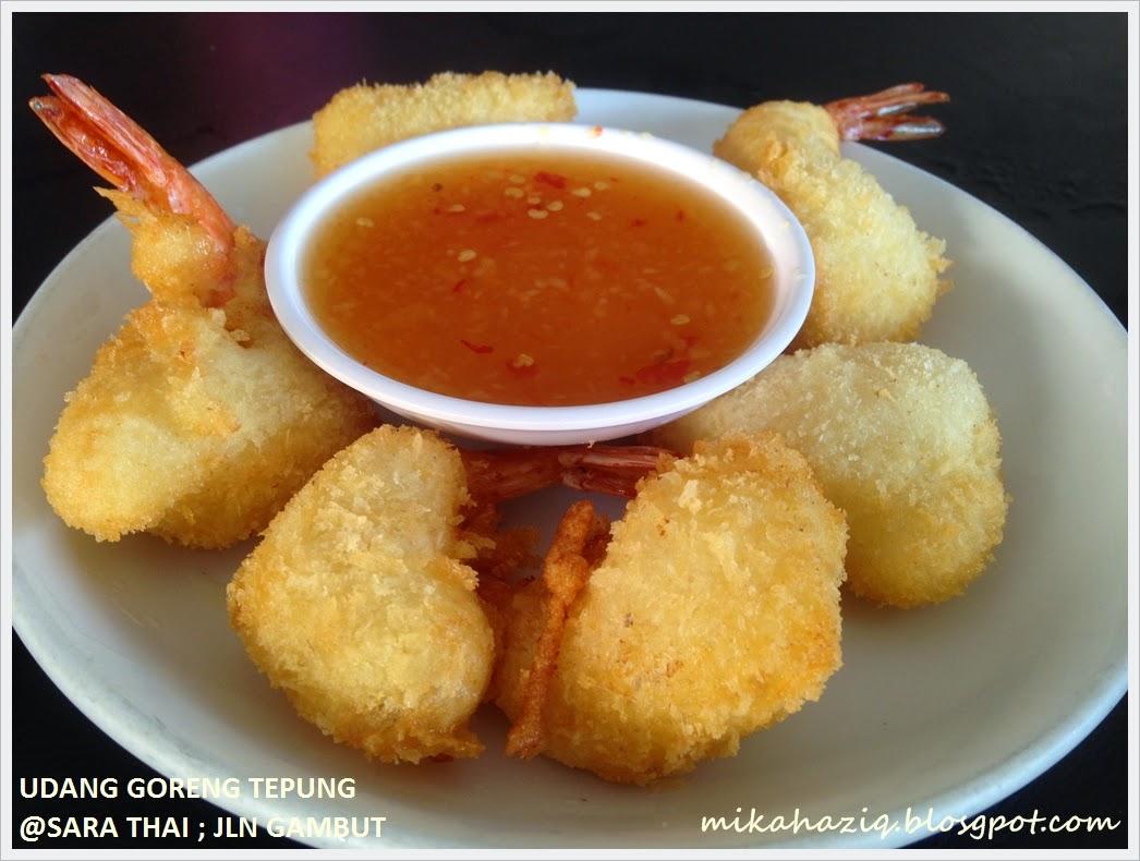 kuantan makan best sara thai