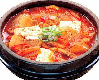 Resep Kimchi (Masakan Korea)
