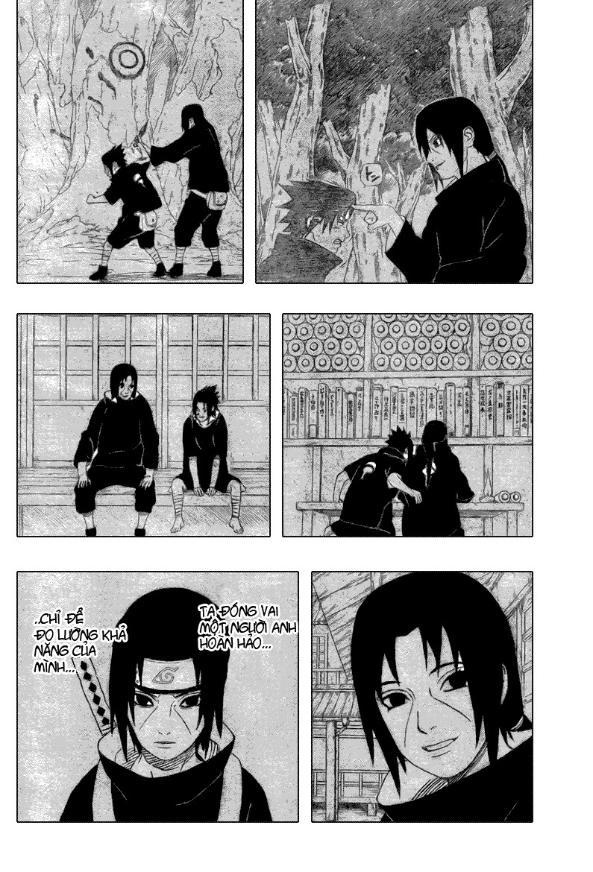 Naruto chap 385 Trang 8 - Mangak.info