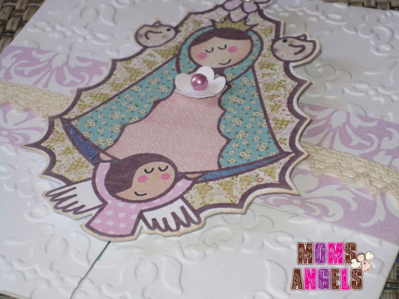 Moms-Angels: Una Invitacion de ensueño Primera Comunion Niña