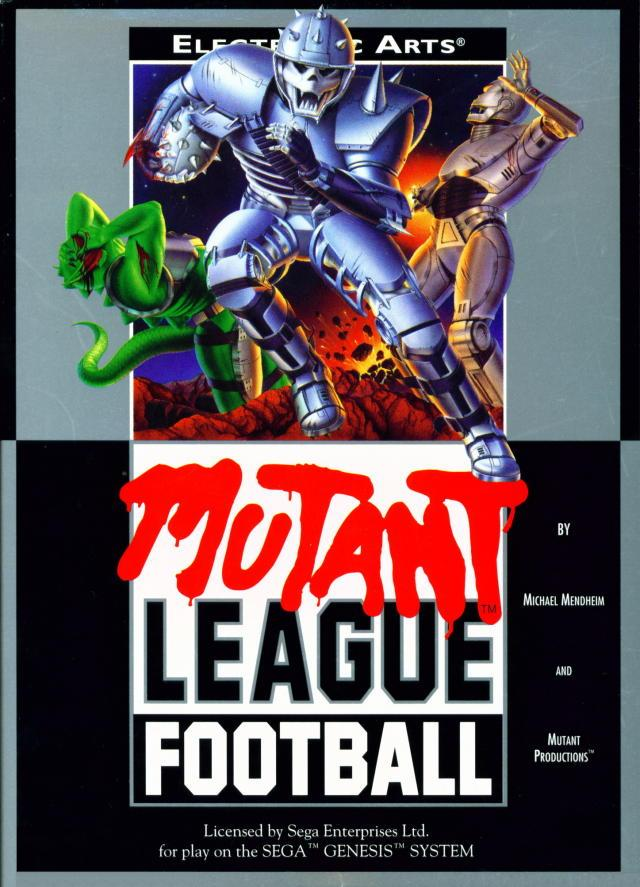La pelicula de Mutant League Football Mutant-league-football-cover