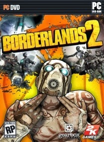 borderlands 2 pc game cover Borderlands 2 v1.7.0 Incl ALL DLCs RePack