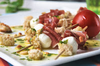 Pinchitos-de-mozzarella-y-jamon