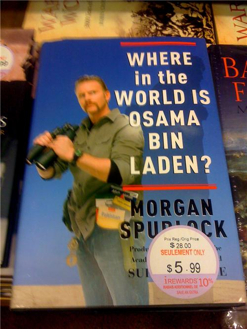 Onde está Osama Bin Laden?