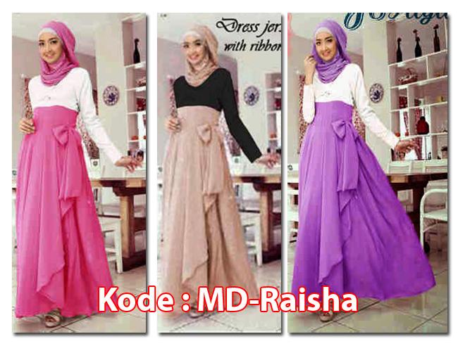 Style Fashion Baju Muslim Terpopuler Koleksi Baju Gamis Muslim Terbaru