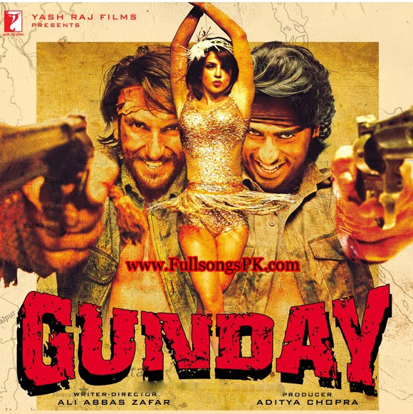 Gunday Movie,HD Poster