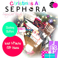 Christmas at Sephora: Holiday 2015