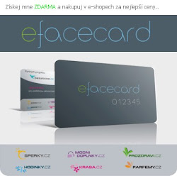 efacecard - aktivuj zdarma