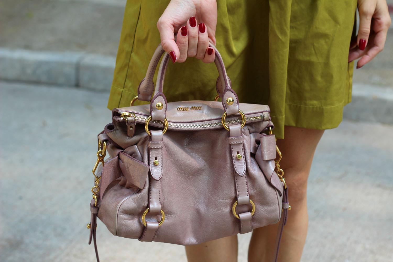 Miu Miu Bow Bag Mini