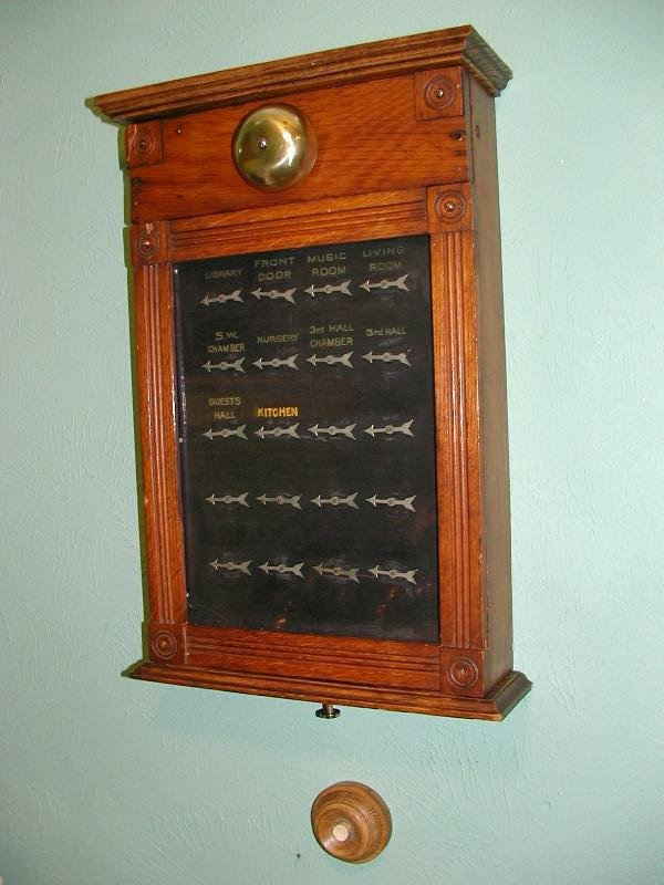 Everything You Ever Wanted To Know About Annunciators | 1889 Victorian  House Restoration