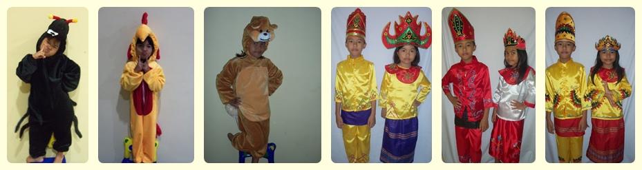 Kostum Anak