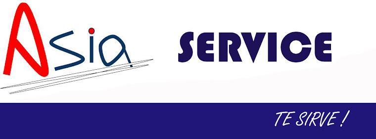 Desarrollado por ASIA SERVICE