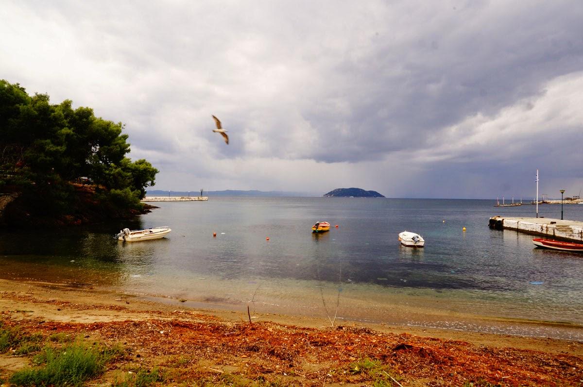 Цвет-Воды-в-Греции