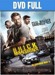 Brick Mansions DVD Full Español Latino 2014