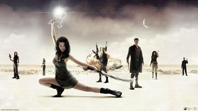 Foto promocional de Serenity.