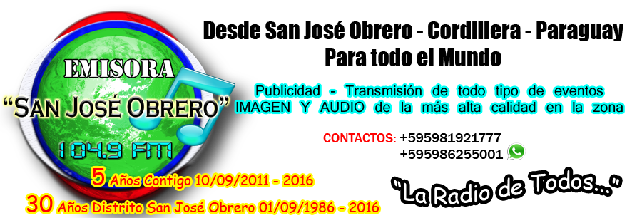Emisora San José Obrero 104.9 FM