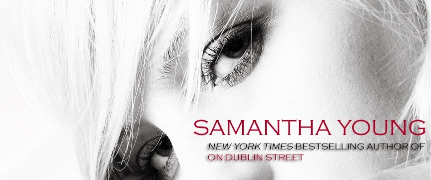 The Official Blog of Samantha Young