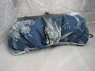 Chinoiserie Clutch