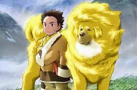 Phim Chú Chó Vàng -The Tibetan Dog