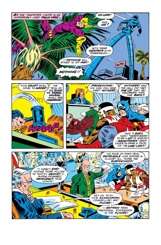 Captain America (1968) Issue #191 #105 - English 11