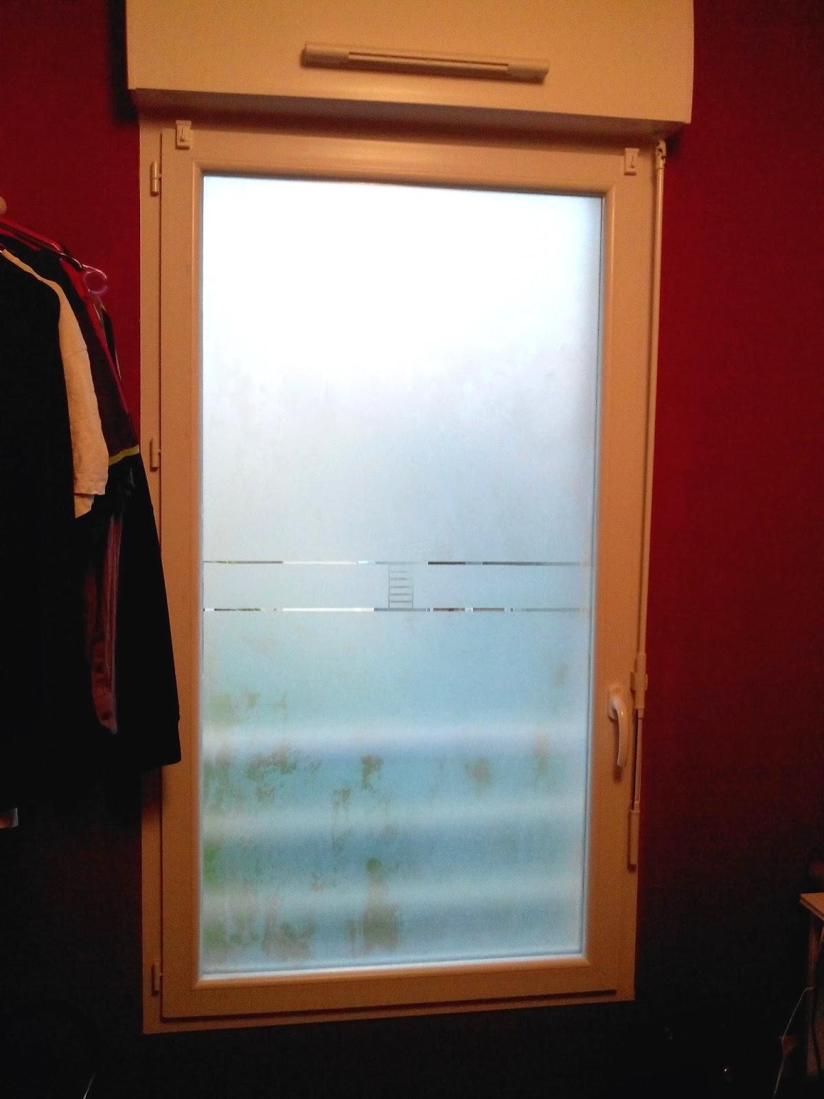 fenêtre, film occultant, bullelodie
