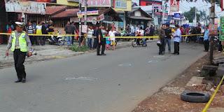 Penembakan Polisi Diduga Terkait Kelompok Teroris