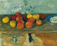 Paul Cezanne | Pommes et biscuits