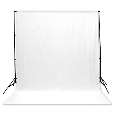 White Photography Background