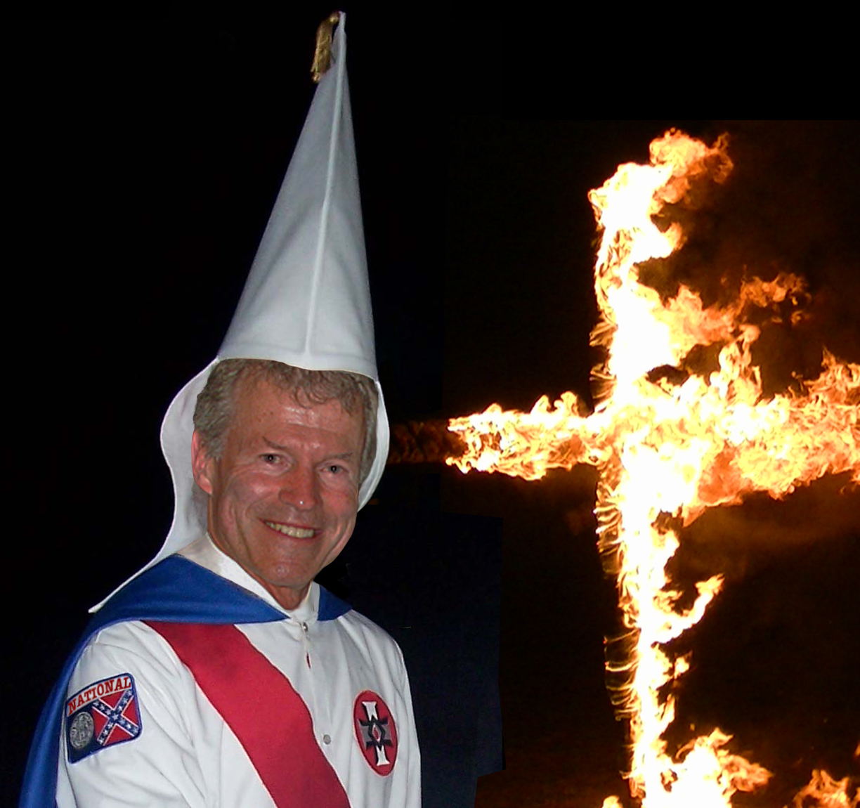 the organization of the knights of the ku klux klan provides and its