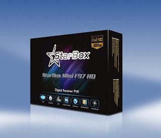 Colocar CS 20130313 1 Atualização Starbox F97 12/12/13 comprar cs