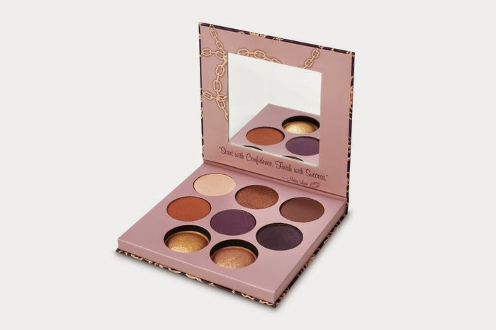 NEW from BH Cosmetics: Missy Lynn Palette