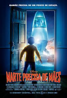 Marte Precisa de Mães Filme border=