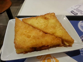 French Toast in Hong Kong
