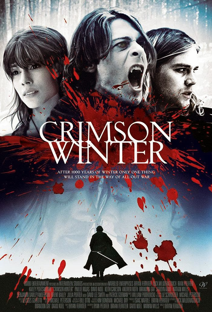 Crimson Winter (V.O.S) (2013)