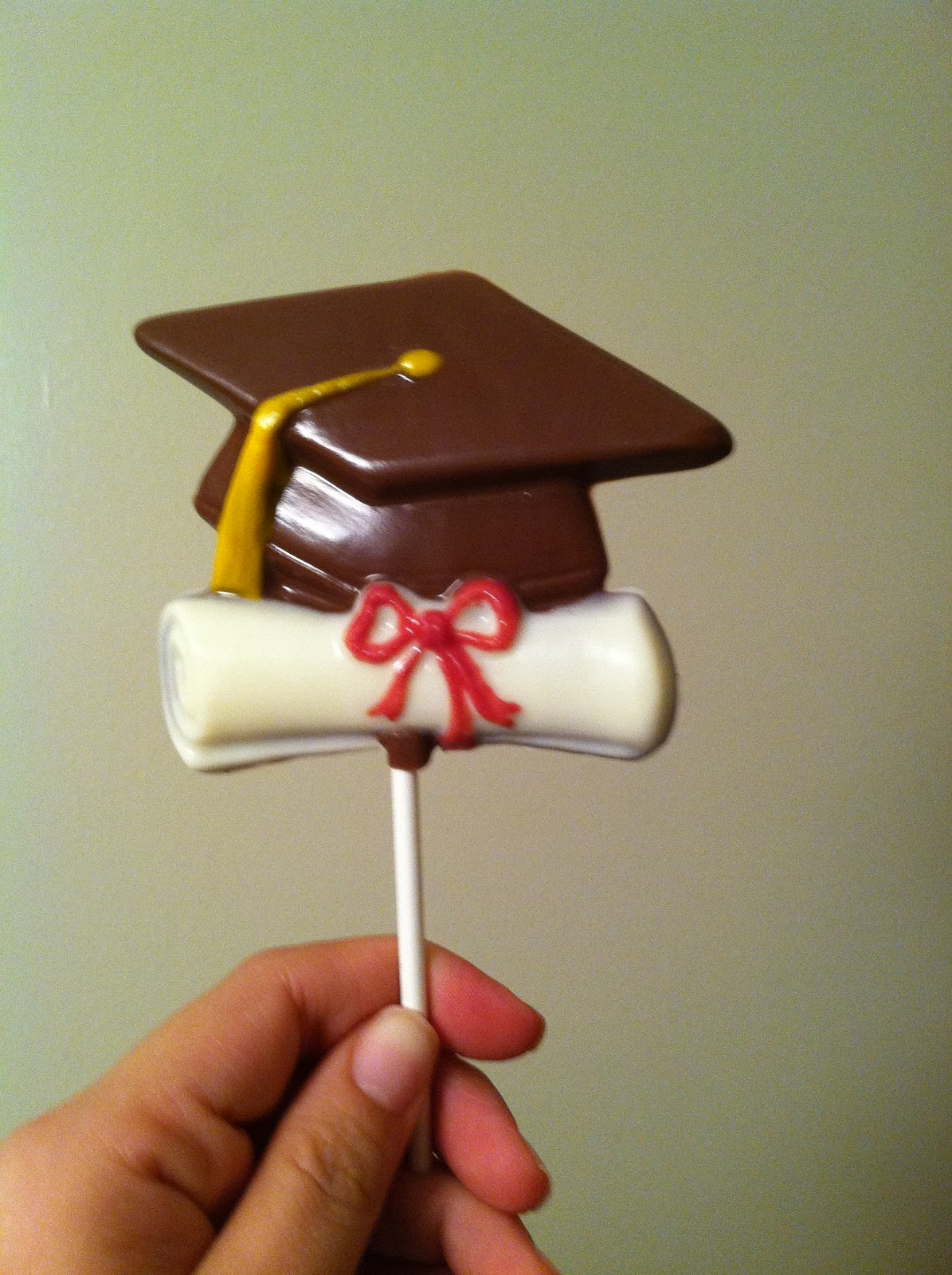 Graduation Caps Chocolate Submited Images